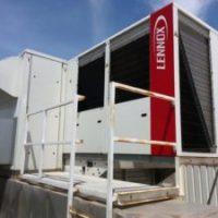 Reparação de fuga de fluído frigorigéneo em UTA (1)